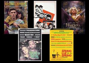 Fem filmer att se denna veckan