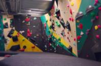 Snart öppnar Hisingens första klättergym