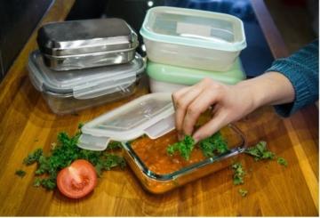 Minskat matsvinn med matlådan – räddning för plånboken och klimatet