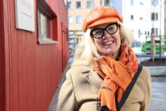 Selma Lagerlöfs Torg - en plats som livar upp i pandemitider