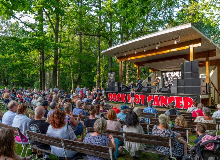 Rock Mot Cancer - insamlingen fortsätter trots inställda festivaler