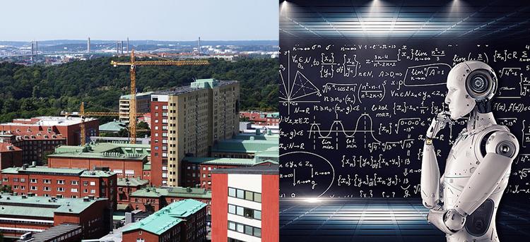 Bild på Sahlgrenska Universitetsjukhus
