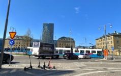Kommunal ryter till om Göteborgstrafiken