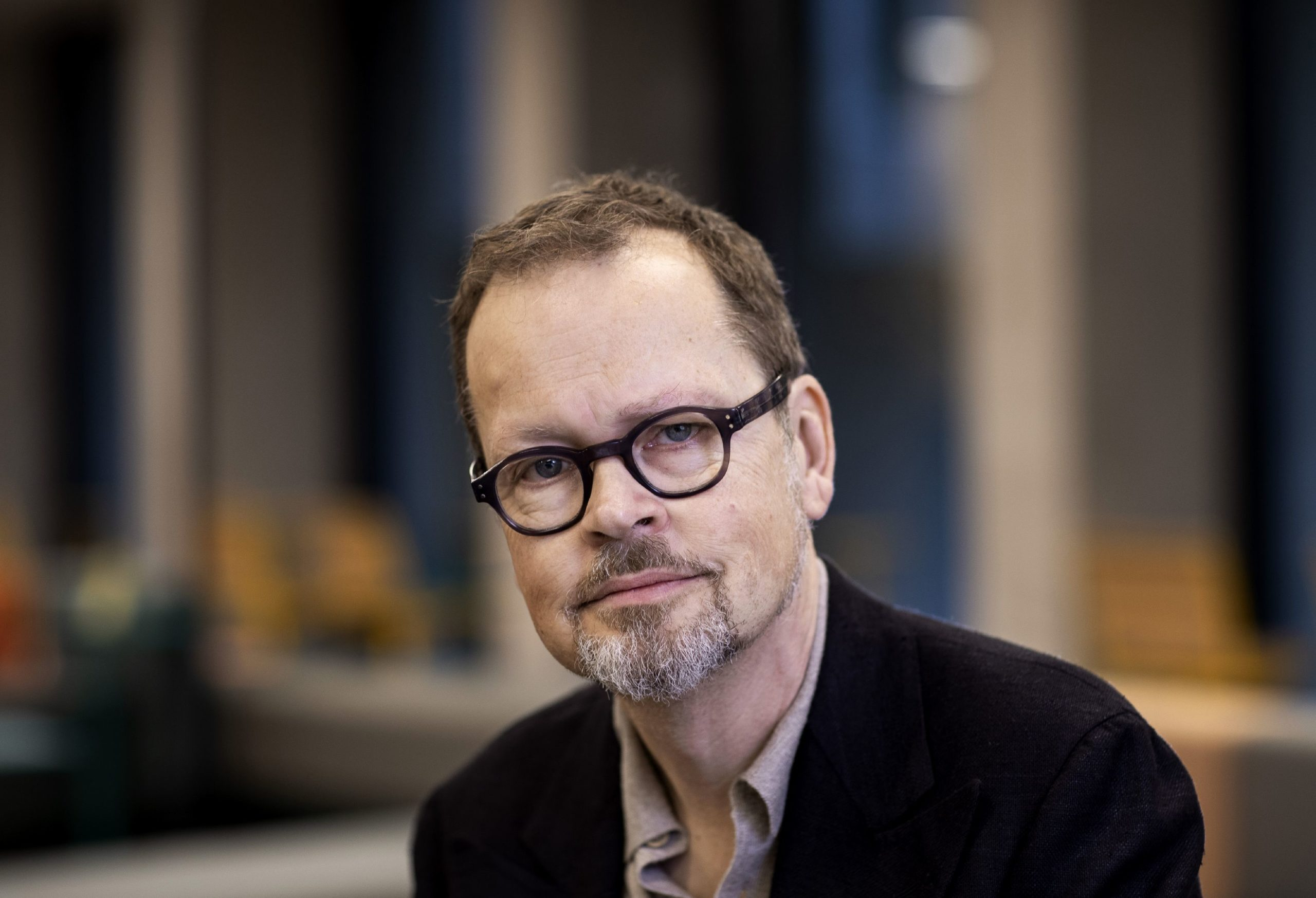 Forskaren och Författaren Ola Sigurdsson