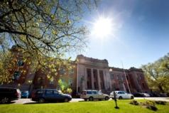 Rekordhögt tryck på universitetsplatser