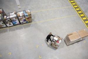 Ica öppnar sitt första e-handelslager i Göteborg