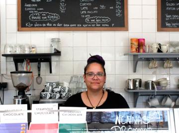 Nennas Café stänger  -fokuserar på foodtruck