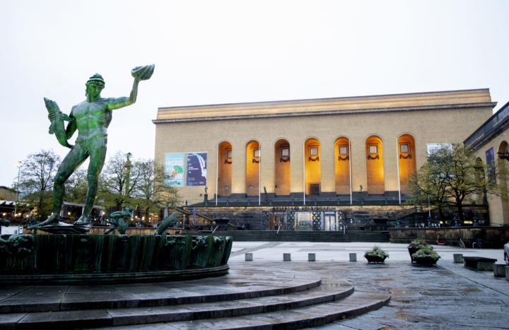 Efterlängtad kulturglädje på Göteborgs museer